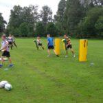 Rugby clinic Ulenhofcollege 30 juni 2016