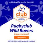 Nu stemmen: Club van het Jaar!