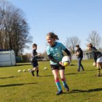 'Rugby, vooral voor meiden'