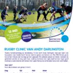 Rugby clinic Hemelvaartsdag